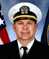 LCDR Jeffrey Lineberry