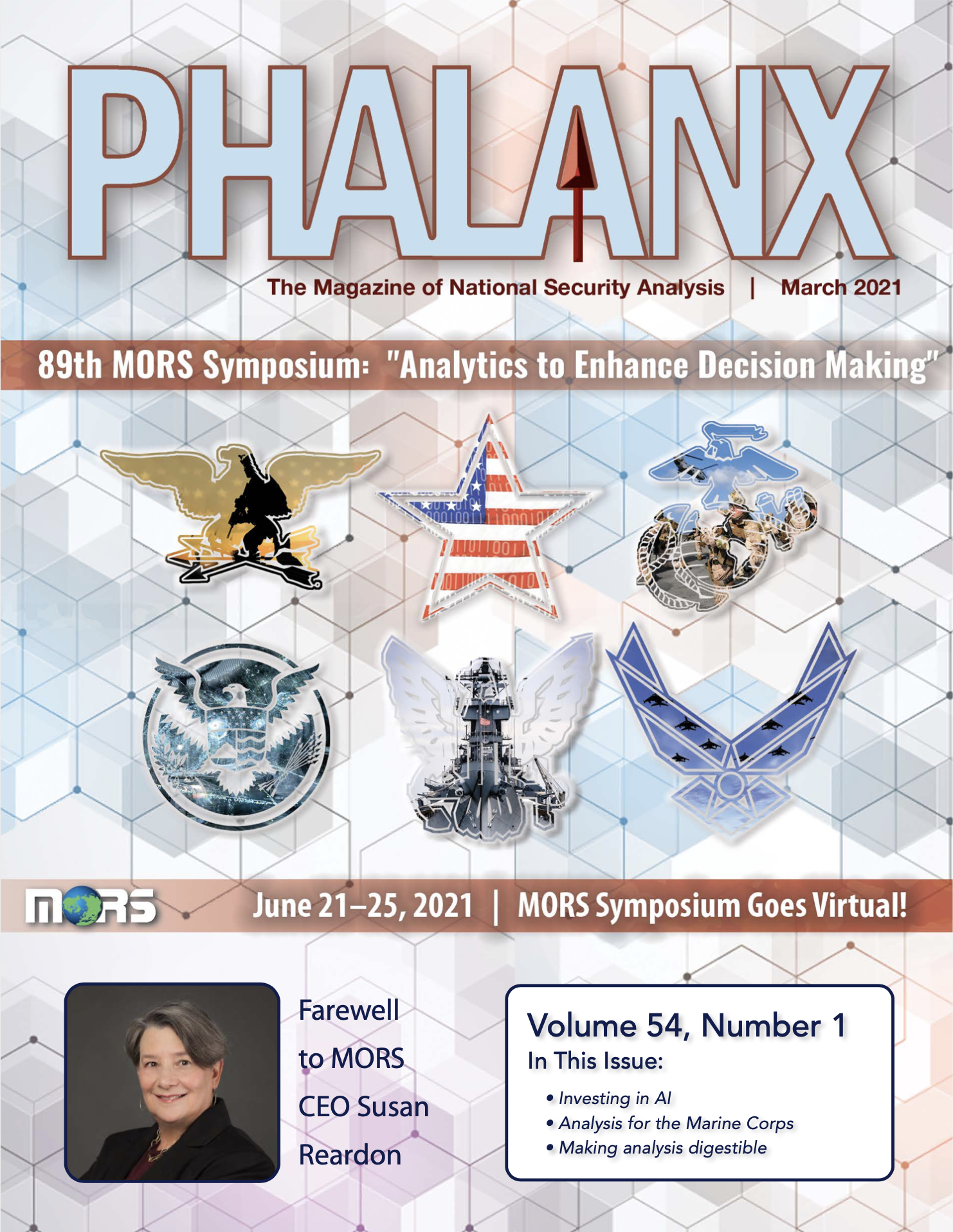 Current Phalanx Cover